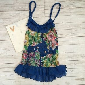 urban outfitters womens xs kimchi blue tank top